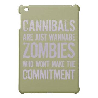 Cannibals Wannabe Zombies iPad Mini Cover
