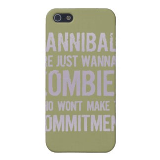 Cannibals Wannabe Zombies Case For iPhone 5
