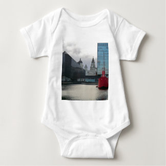Canning Dock Liverpool Baby Bodysuit