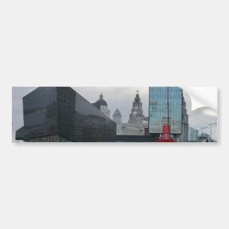 Canning Dock Liverpool Bumper Sticker