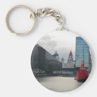 Canning Dock Liverpool Key Chains