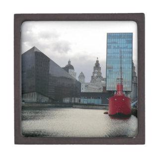 Canning Dock Liverpool Premium Gift Box