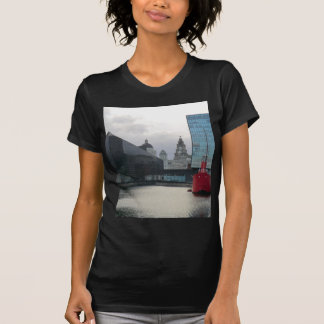 Canning Dock Liverpool T-shirt