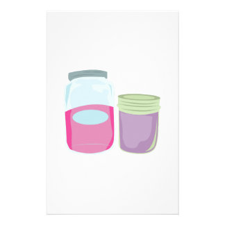 Canning Jars Stationery