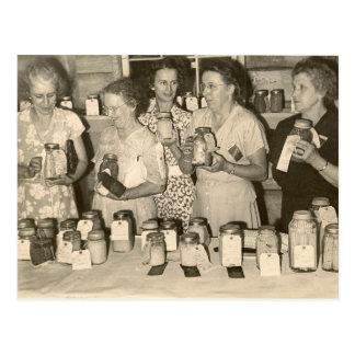 Canning Postcard