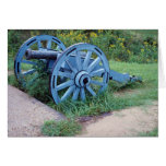 Cannon 1 at Williamsburg Card