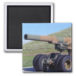 Cannon 2 Inch Square Magnet