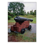 cannon 4 at williamsburg card