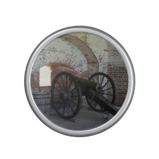 Cannon at Fort Pulaski Bluetooth Speaker