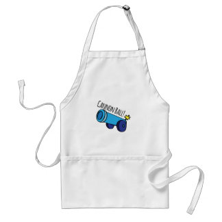 Cannon Ball Aprons