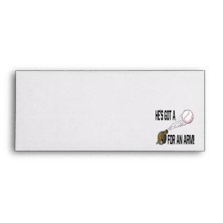 Cannon Ball Envelopes