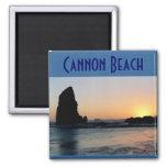 Cannon Beach Magnet