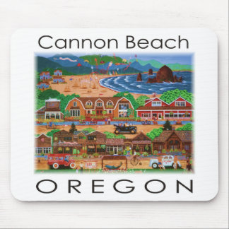 Cannon Beach ~ Oregon Mouse Pad