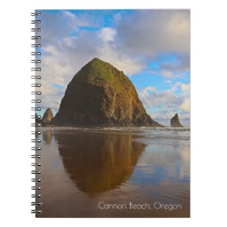 Cannon Beach, Oregon Notebook