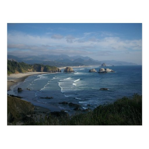 Cannon Beach, Oregon Post Cards