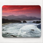 Cannon Beach, Oregon, U.S.A. Mouse Pad