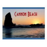 Cannon Beach Postcard