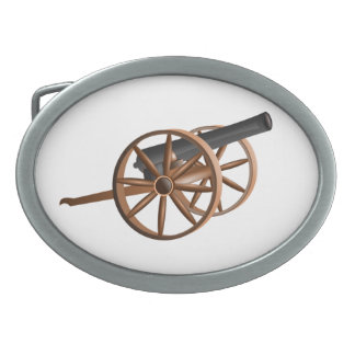cannon belt buckle