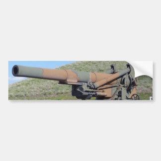 Cannon Bumper Sticker
