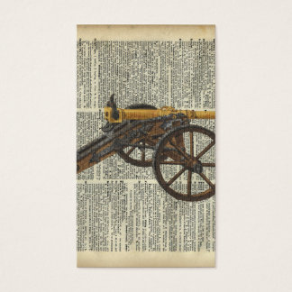 Cannon Business Card