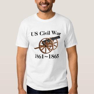cannon civil war t shirt