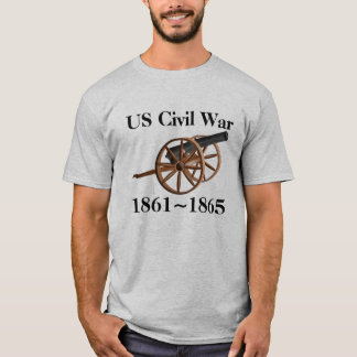 cannon civil war T-Shirt