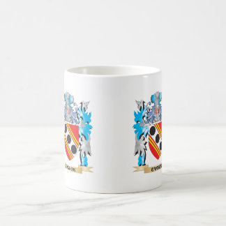 Cannon Coat of Arms - Family Crest Classic White Coffee Mug