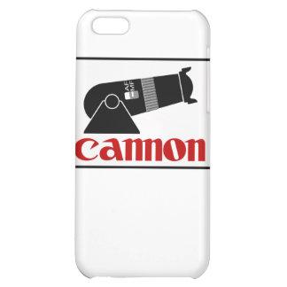 Cannon iPhone 5C Case