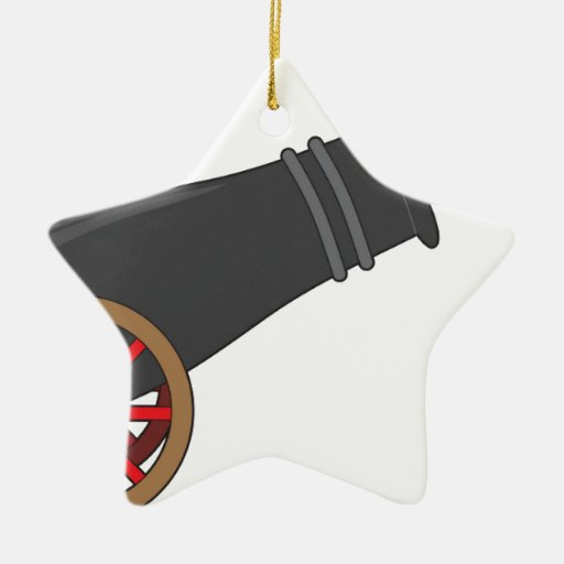 Cannon Ornament