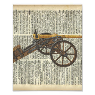 Cannon Photo Print