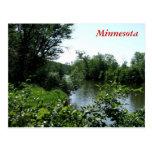 Cannon river postcard