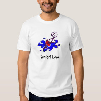 cannonball 150 dpi, Sanford Lake T Shirt