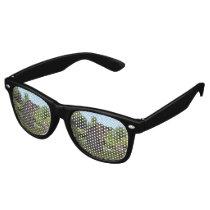 Cannonball Hippo Retro Sunglasses