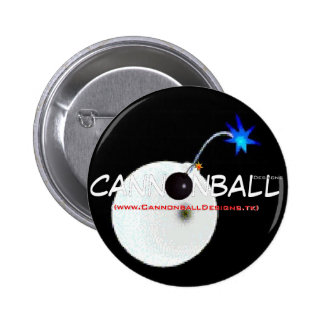 Cannonball Pin