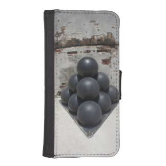 Cannonballs iPhone SE/5/5s Wallet