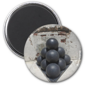 Cannonballs Fridge Magnets