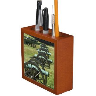 Cannons of Vicksburg Pencil/Pen Holder