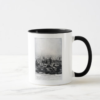 Cannons on the Buttes-Montmartre Mug