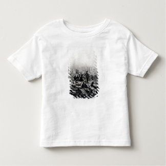 Cannons on the Buttes-Montmartre T Shirt