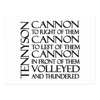 Cannons Postcard