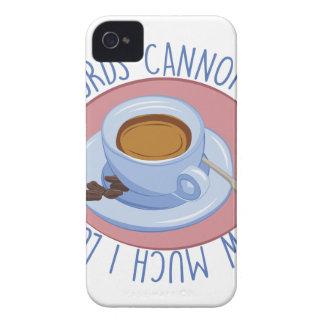 Cannot Espresso iPhone 4 Case