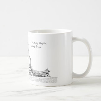 Cannot Live Without My Soul Wuthering Heights Coffee Mug