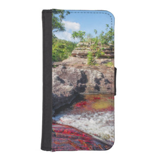 CANO CRISTALES 2 PHONE WALLET