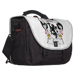 Cano Family Crest Bag For Laptop