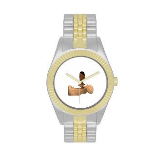 Canoa 2 relojes de pulsera