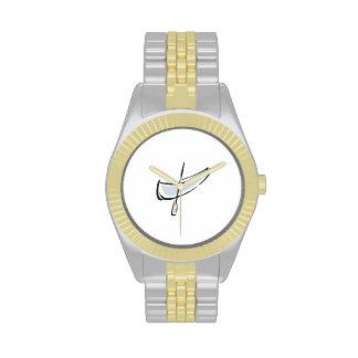 Canoa 3 reloj de mano