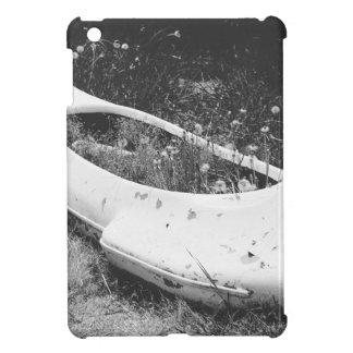 Canoa abandonada iPad mini cárcasa