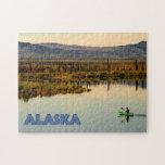 Canoa Alaska Puzzle