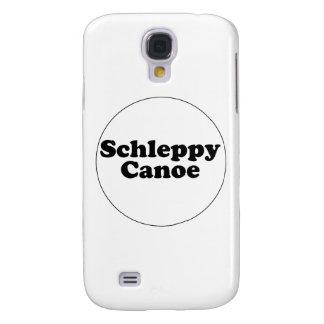 Canoa de Schleppy Funda Para Galaxy S4