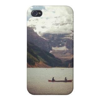 Canoa para dos iPhone 4 carcasas